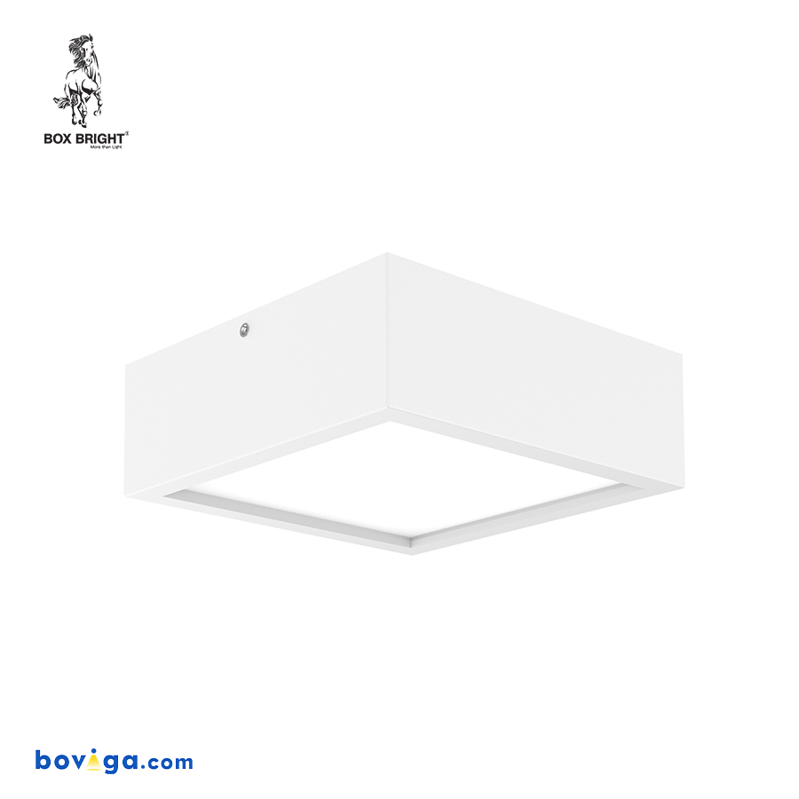 18W โคมไฟดาวน์ไลท์ติดลอย รุ่น DL51 สีขาว | แบรนด์ BOX BRIGHT