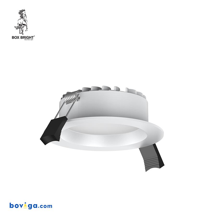13W โคมไฟดาวน์ไลท์ฝังฝ้ารุ่น DL97 หน้ากว้าง 3 นิ้ว สีขาว | แบรนด์ BOX BRIGHT