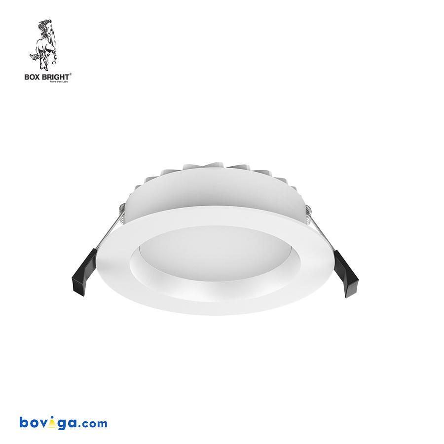 15W โคมไฟดาวน์ไลท์ฝังฝ้ารุ่น DL97 หน้ากว้าง 4 นิ้ว สีขาว | แบรนด์ BOX BRIGHT