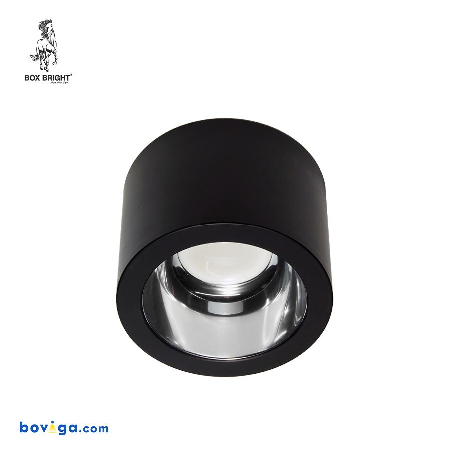 18W โคมไฟดาวน์ไลท์ติดลอย รุ่น DL115B สีดำ | แบรนด์ BOX BRIGHT