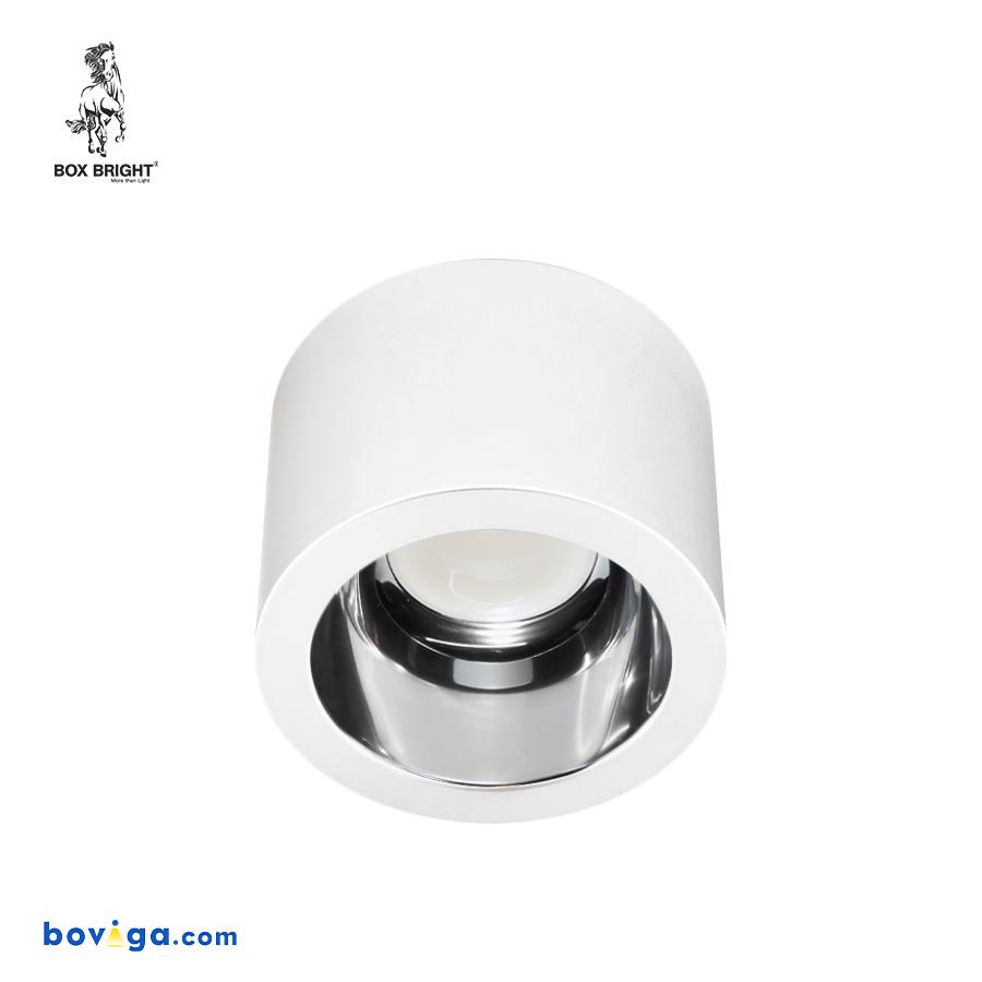 18W โคมไฟดาวน์ไลท์ติดลอย รุ่น DL115B สีขาว | แบรนด์ BOX BRIGHT