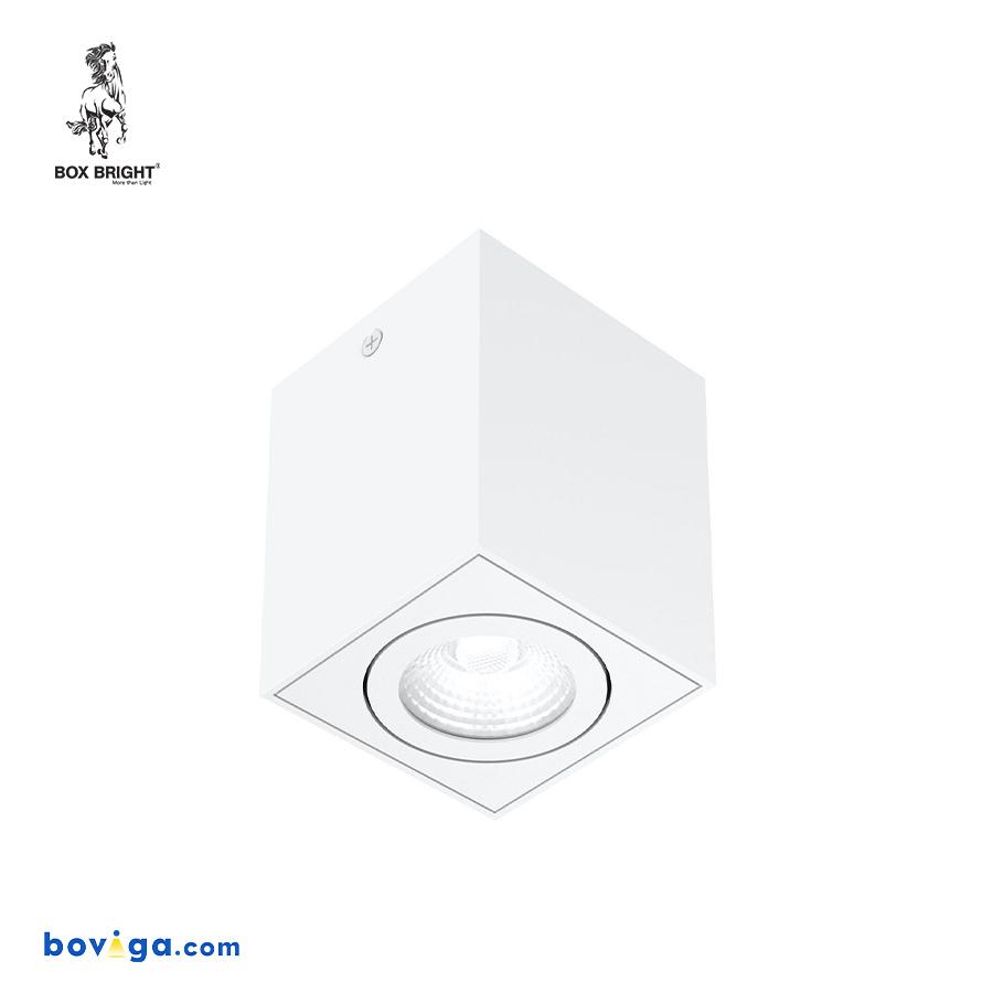 20W โคมไฟดาวน์ไลท์ติดลอย รุ่น DL129 สีขาว | แบรนด์ BOX BRIGHT