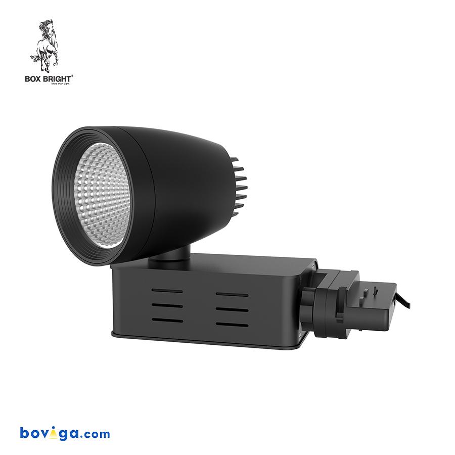 45W โคมไฟติดราง รุ่น TL02 สีดำ | แบรนด์ BOX BRIGHT