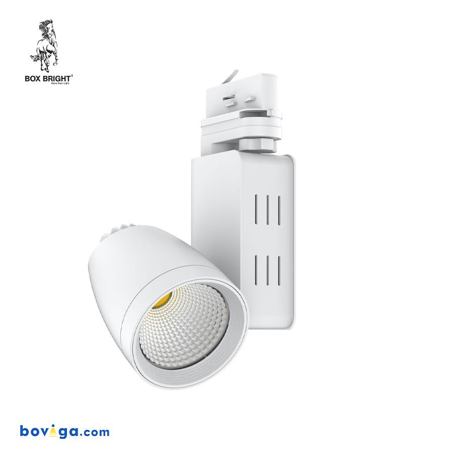 35W โคมไฟติดราง รุ่น TL02 สีขาว | แบรนด์ BOX BRIGHT