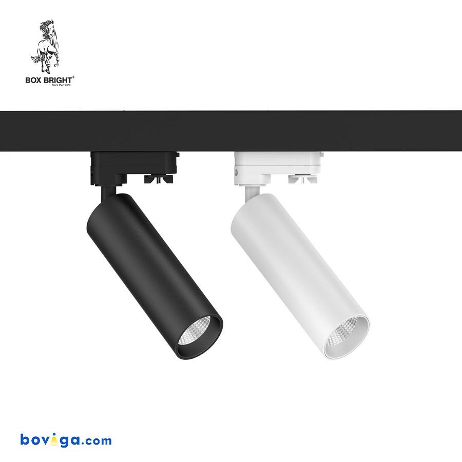 10W โคมไฟติดราง รุ่น TL40B สีขาว | แบรนด์ BOX BRIGHT