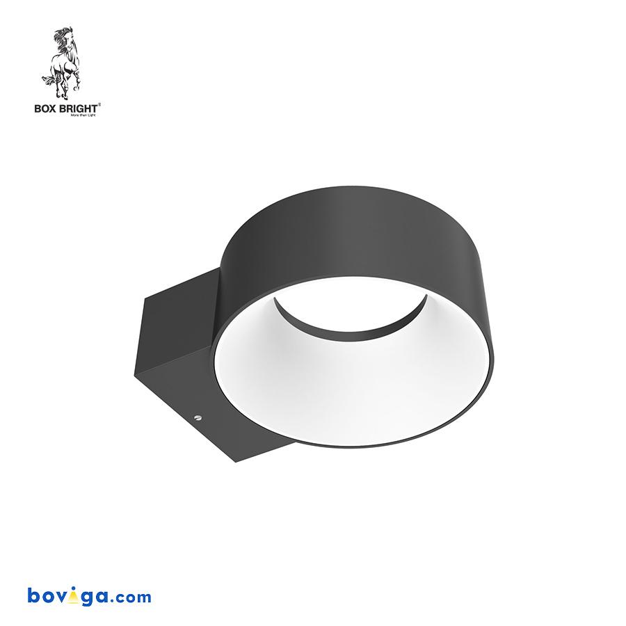 8W โคมไฟติดผนัง รุ่น WL07B สีดำ | แบรนด์ BOX BRIGHT
