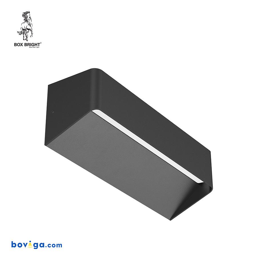 18W โคมไฟติดผนัง รุ่น WL16 สีดำ | แบรนด์ BOX BRIGHT