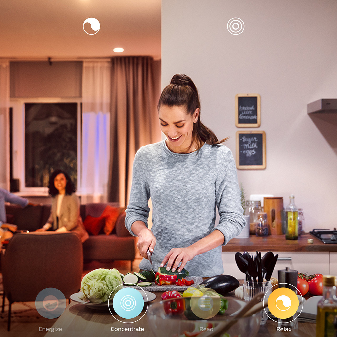 Philips hue เลือกแสงที่ต้องการ ตามใจคุณ