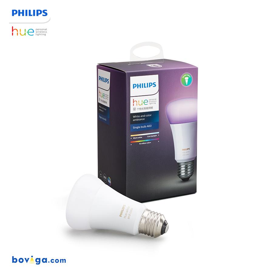 Philips Hue Bulb - หลอดไฟเปลี่ยนสีอัจฉริยะ