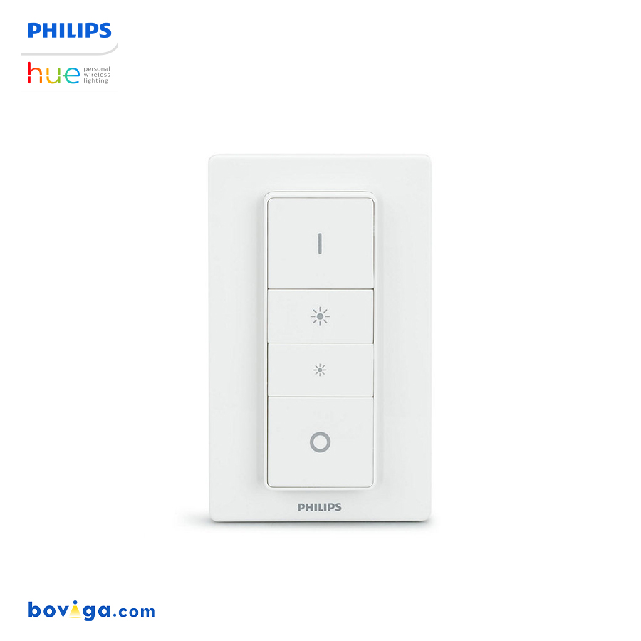 Philips Hue Dimmer Switch - สวิตซ์ควบคุมไฟอัจฉริยะไร้สาย