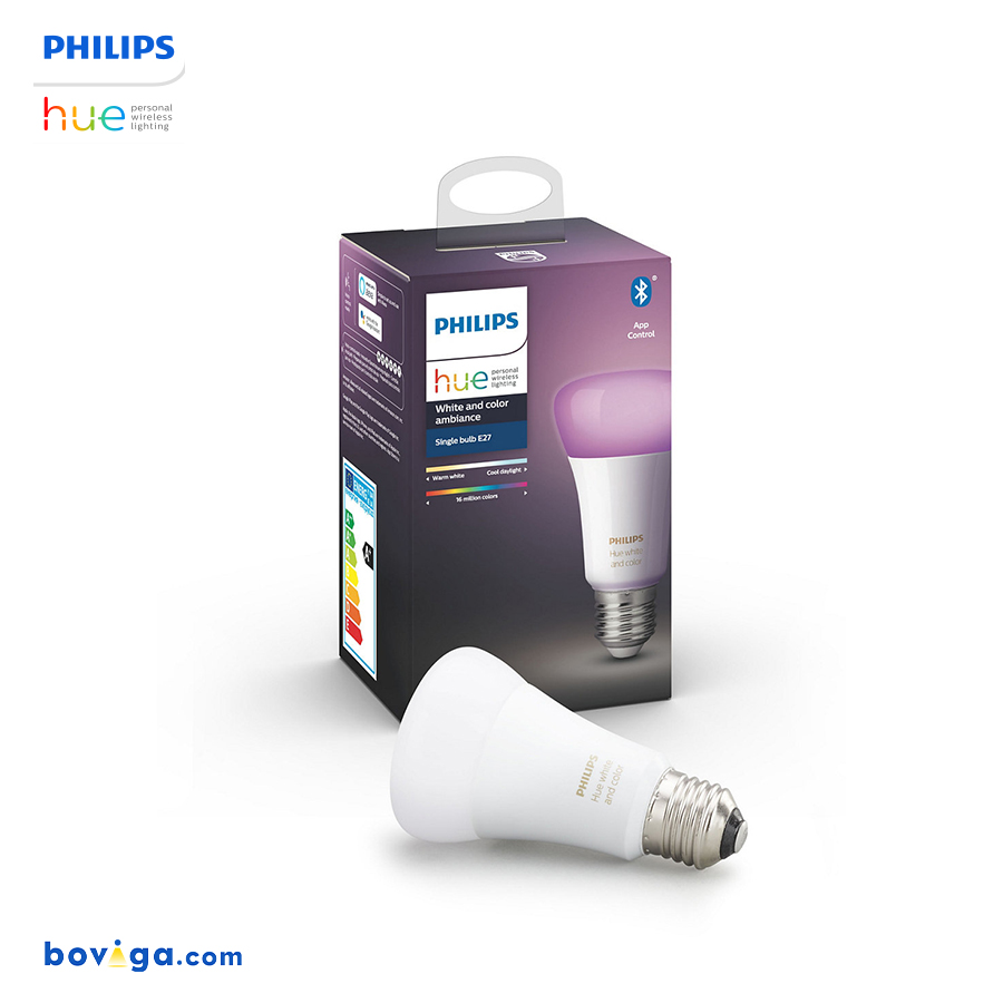 Philips HueWCA 9W A60 E27 APR