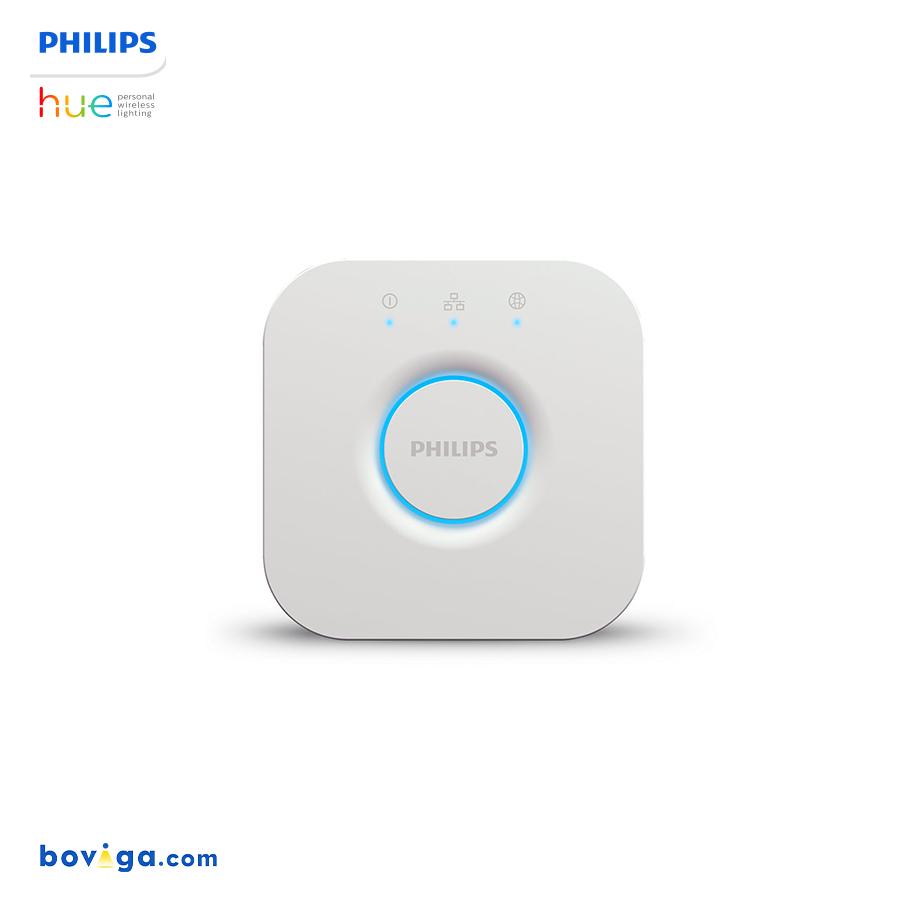 อุปกรณ์ควบคุมไฟ Philips HUE Bridge ID/TH