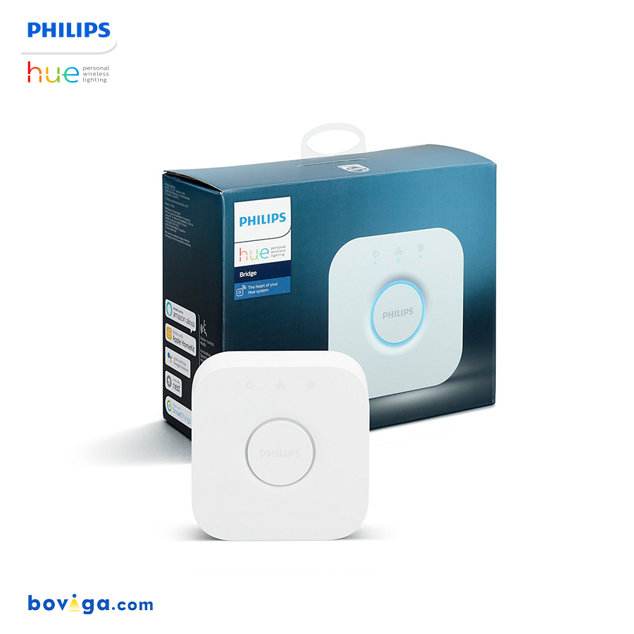 Philips Hue Bulb White Ambience Set with Bridge