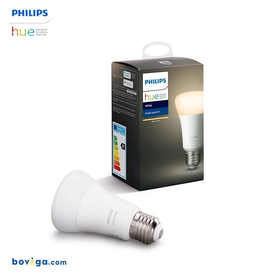 Philips Hue White Ambiance - หลอดไฟเปลี่ยนแสงอัจฉริยะ