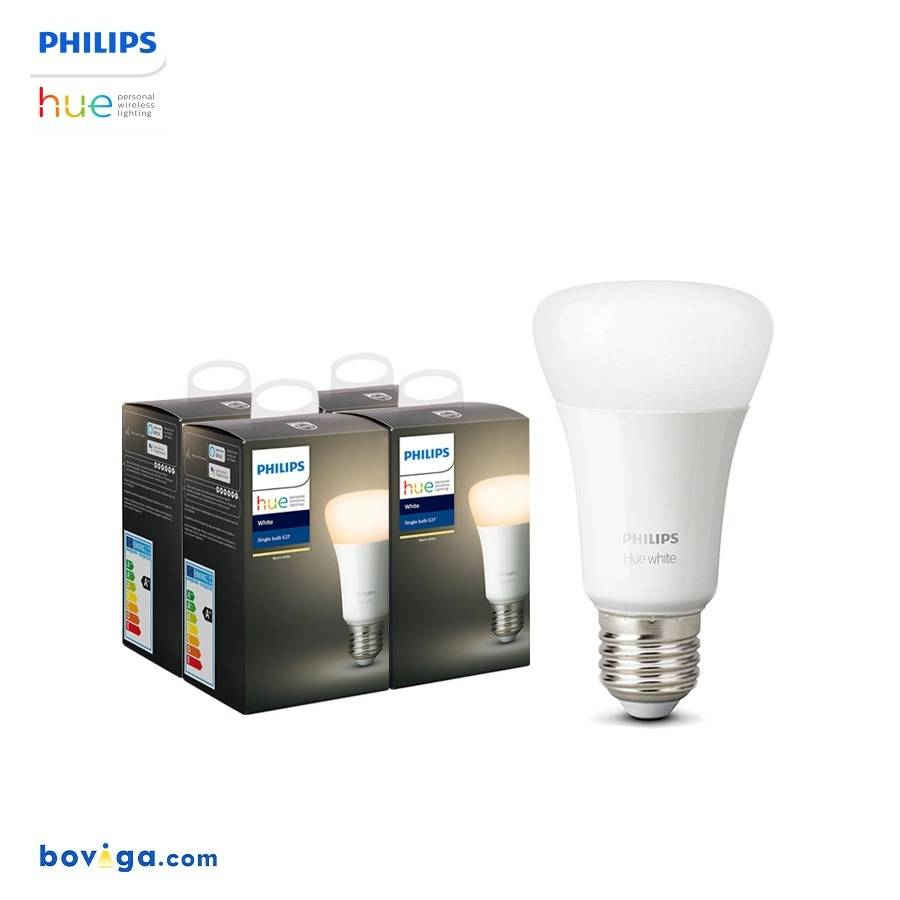 Philips Hue White Ambiance Value Set ประกอบด้วย 4 Bulbs